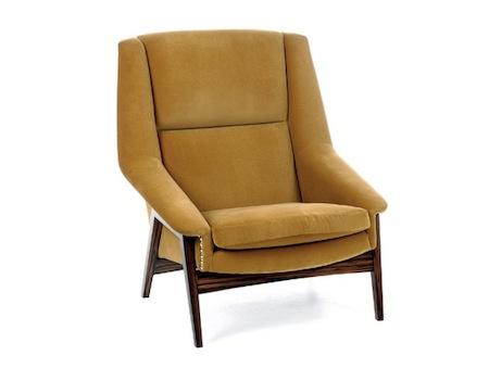 Munna Blonde armchair