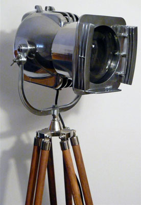 Ebay Watch 1950s Vintage Theatre Lighting Floor Lamp