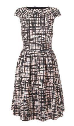 Abstractprint dress