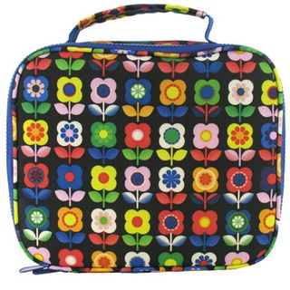 Pop floral lunch bag