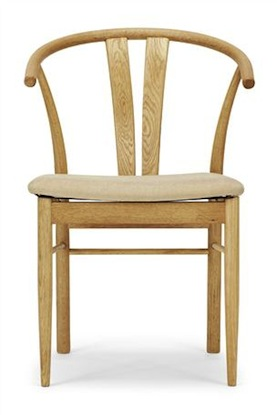 Next natural chair