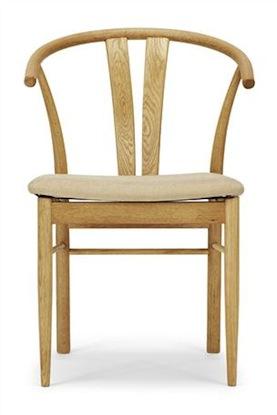 Next natural chair