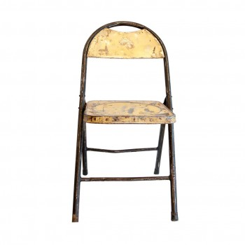 Cinema-chair-yellow