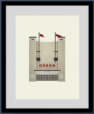 Odeon cinema southsea