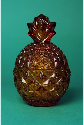 Pineapple trinket holder