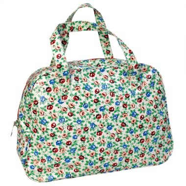 Rambling Rose weekend bag