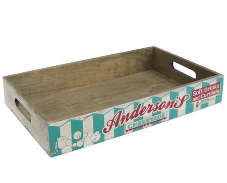 Cherryade tray