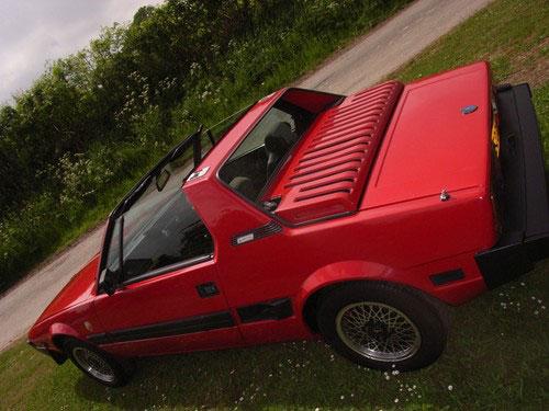 EBay Watch S Fiat X Bertone Sports Car Retro To Go - Sports cars 1980s