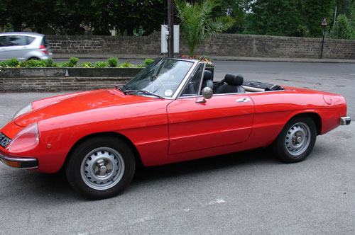 eBay watch: 1970s Alfa Romeo Spider S2 sports car - Retro to Go