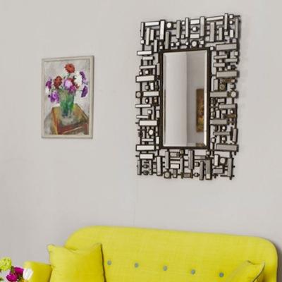 Cubist Mirror