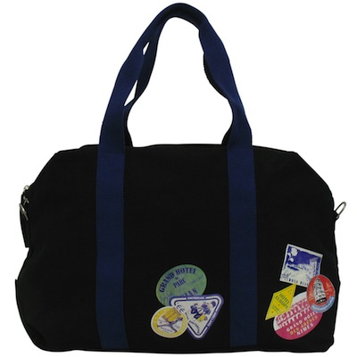 Travel stamps bag