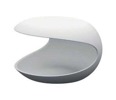 Zanotta white shell
