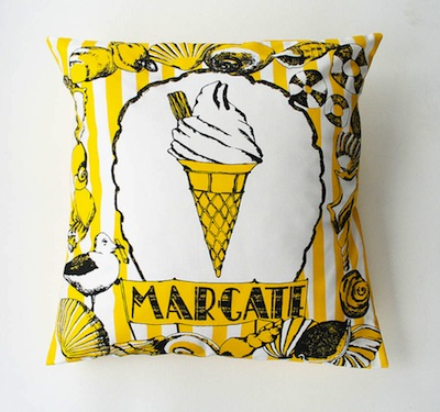 Margate cushion