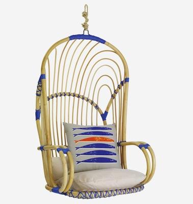 Lyra Hanging Chair From Habitat Retro To Go