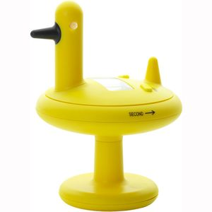 Alessi-Duck-Timer-Yellow-634