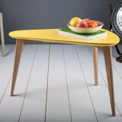 Pear coffee table