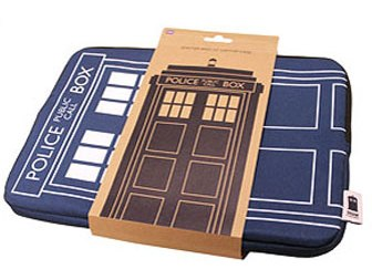 Who_home_tardis_laptop_case