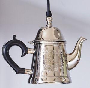 Teapot lamp