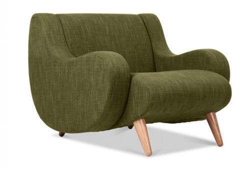 Wimbledon armchair