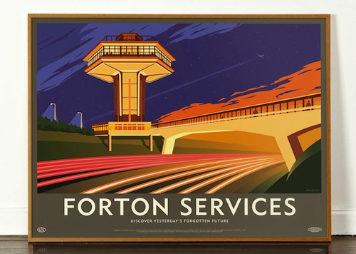Forton Services Lost Destination