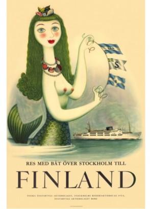 The-seamaid-vintage-travel-poster