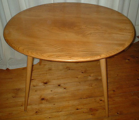 table or kitchen table with some midcentury style check out this 1960s