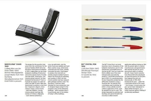 Design book spread