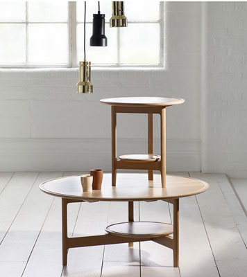 Midcentury style ercol svelto coffee table and lamp table retro two related prices of midcentury design new to heals the ercol svelto coffee table and lamp table aloadofball Images