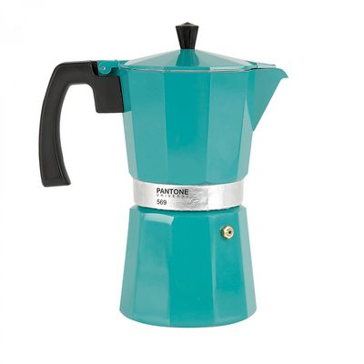 Coffee-maker-emerald-green-pantone-nine-cup