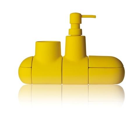 Yellow submarino