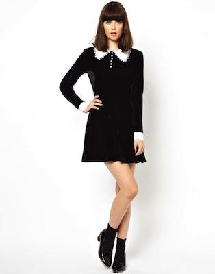 Pop Boutique Wednesday dress