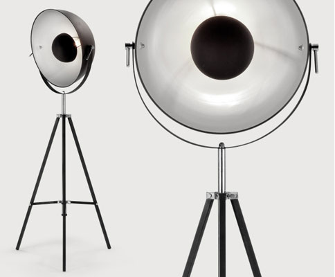 Chicago Tripod Floor Lamps At Made