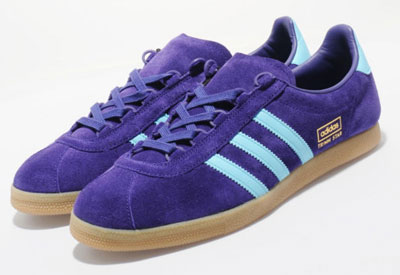 1970s Adidas Trimm Star trainers get a Size  exclusive reissue in purple  suede 4f36b84b3