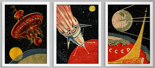 Original_russian-space-prints-set