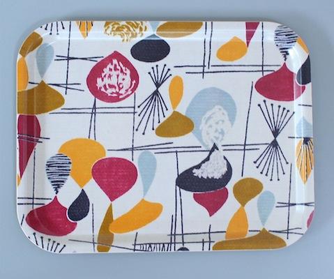 Atomic Fabric tray
