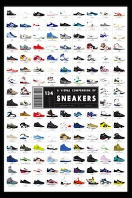 Visual Compendium of Sneakers