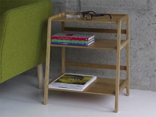 Tinsmiths shelves