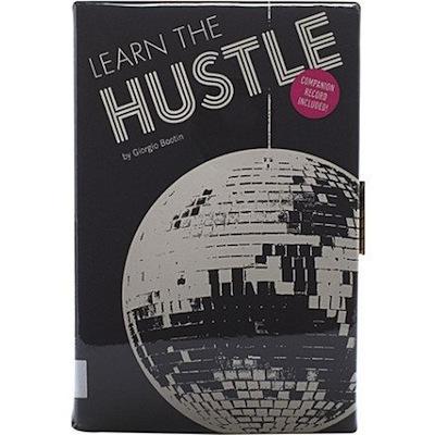 Kate Spade Learn The Hustle Book Clutch Bag