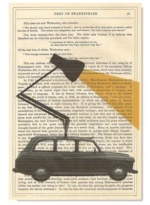 Taxi print