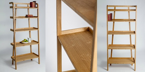 Bridger & Buss shelving