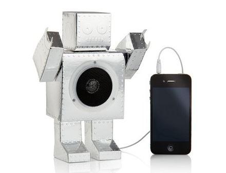 Robotspeakers