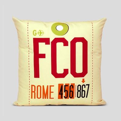 ROME airport cushion
