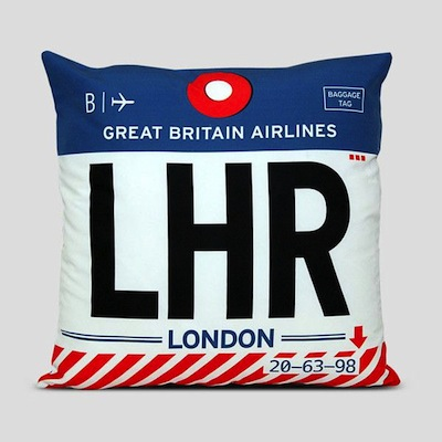 LHR cushion
