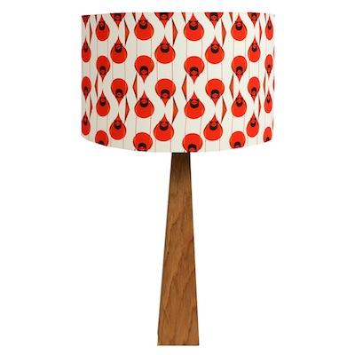 Cardinals lamp