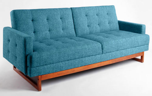 1960s Inspired Cool Either Or Sofa Bed At Urban