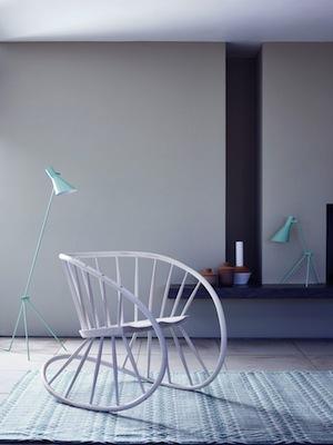 Heal's Twiitter lamps
