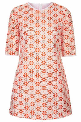 May dress Jones and Jones orange