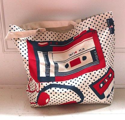 Walkman canvas bag