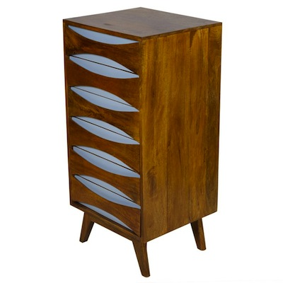 Wave chest of drawers oliver bonas