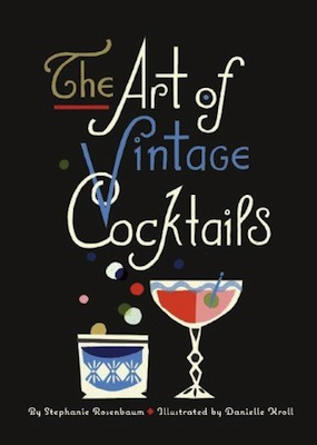 Art of vintage cocktails